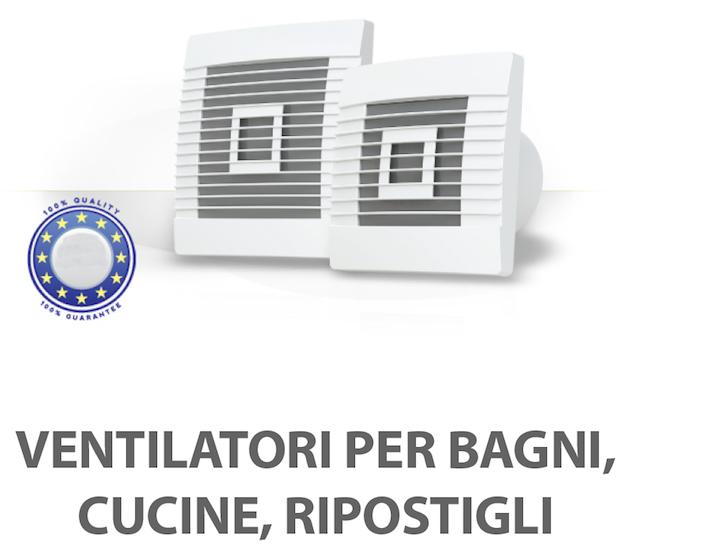 ventilatori aspiratori